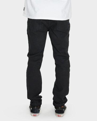 5 Outsider Tapered Jeans Black 9595351 Billabong