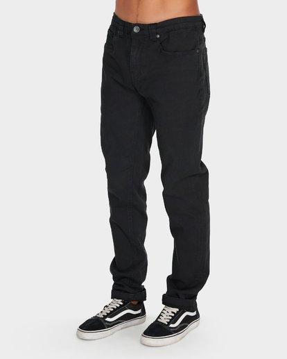 1 Outsider Tapered Jeans Black 9595351 Billabong