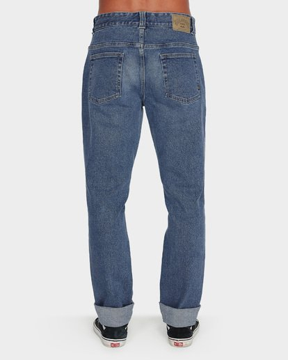 2 OUTSIDER JEAN Blue 9595352 Billabong