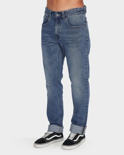 1 OUTSIDER JEAN Blue 9595352 Billabong