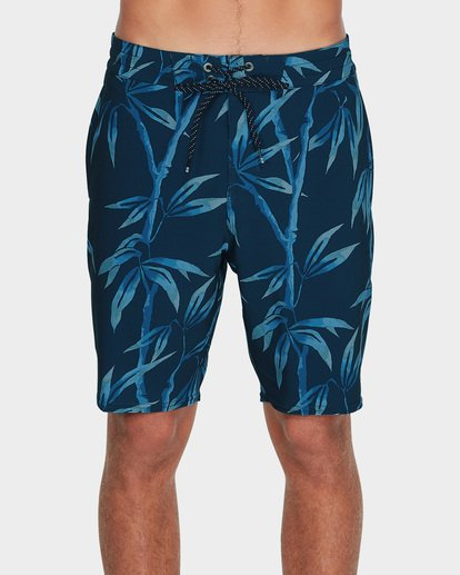 "0 SUNDAYS BAMBOO LO TIDE 18"" BOARDSHORT  9595407 Billabong"