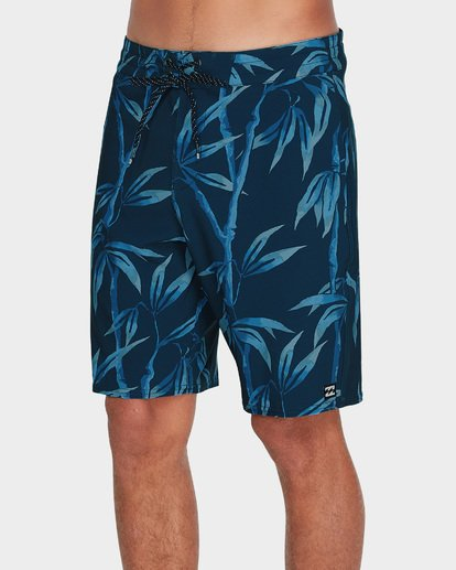 "1 SUNDAYS BAMBOO LO TIDE 18"" BOARDSHORT  9595407 Billabong"