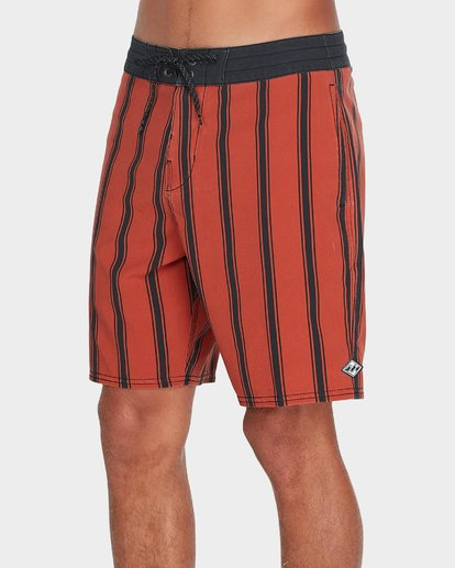 "1 SUNDAYS VERTICAL 18"" BOARDSHORT  9595408 Billabong"