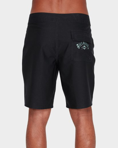 "2 WARP PRO 18"" BOARDSHORT Black 9595409 Billabong"