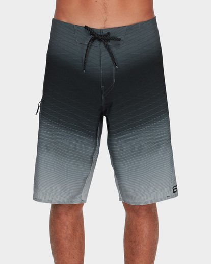 "2 FLUID PRO 21"" BOARDSHORTS Grey 9595410 Billabong"