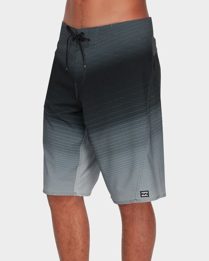 "3 FLUID PRO 21"" BOARDSHORTS Grey 9595410 Billabong"