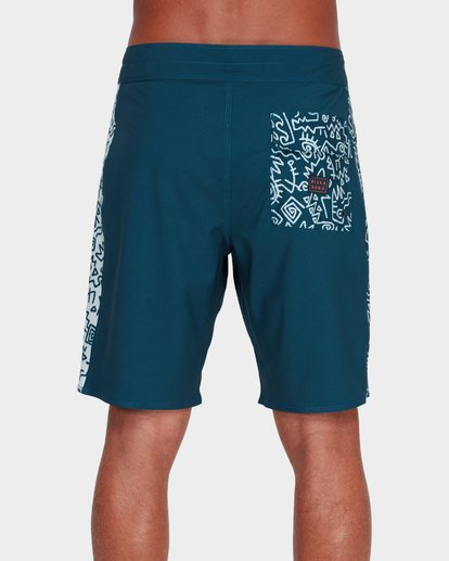"3 D BAH PRO 18"" BOARDSHORTS Blue 9595411 Billabong"