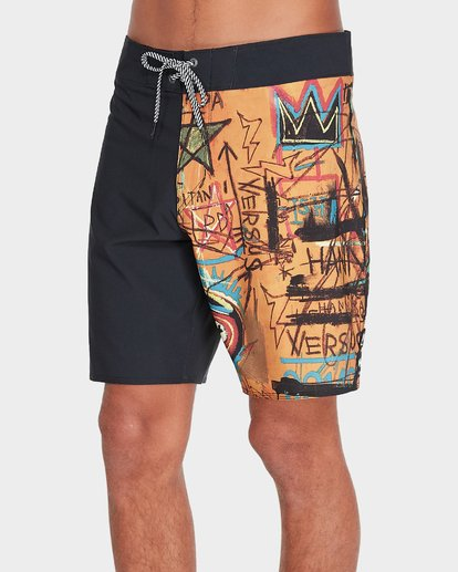 1 Hannibal Pro Boardshorts Orange 9595451 Billabong
