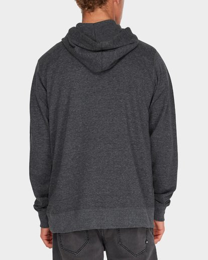 2 All Day Zip Hoodie Black 9595605 Billabong