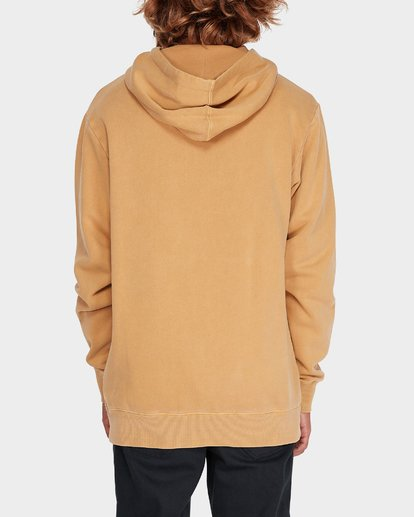 2 DIE CUT OVERDYE POP HOOD  9595607 Billabong