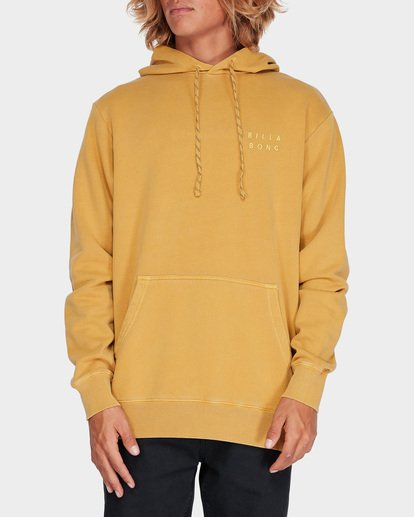 0 DIE CUT OVERDYE POP HOOD  9595607 Billabong