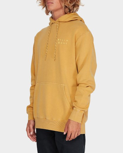 1 DIE CUT OVERDYE POP HOOD  9595607 Billabong