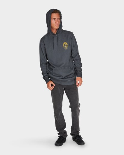 3 SKITTLE BRAU POP HOOD Black 9595615 Billabong