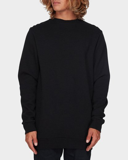 0 CREWY CREW Black 9595616 Billabong