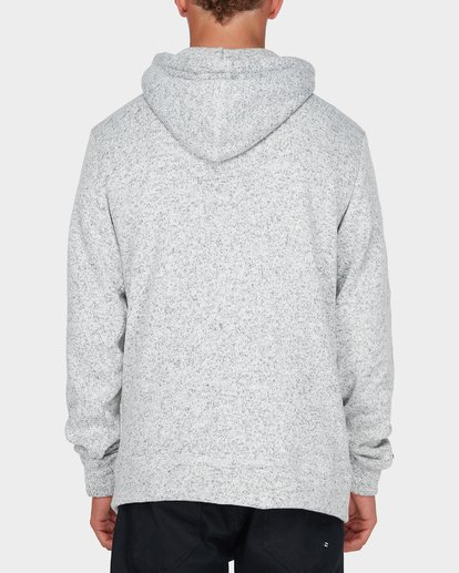 2 BOUNDARY PULL OVER HOOD Grey 9595622 Billabong