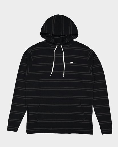3 FLECKER PULLOVER Black 9595631 Billabong