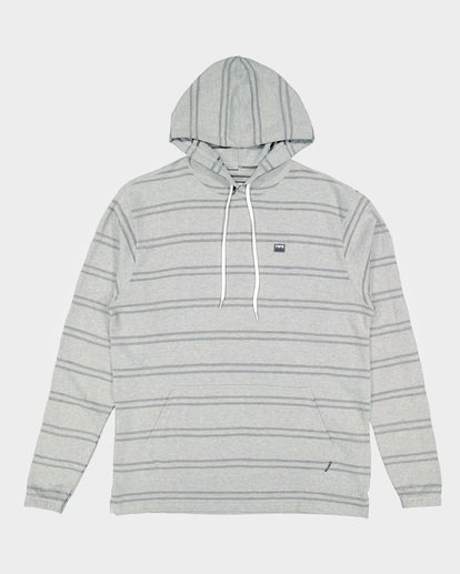 3 FLECKER PULLOVER Grey 9595631 Billabong