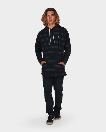 4 FLECKER PULLOVER Black 9595631 Billabong