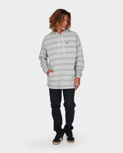 4 Flecker Pullover Grey 9595631 Billabong