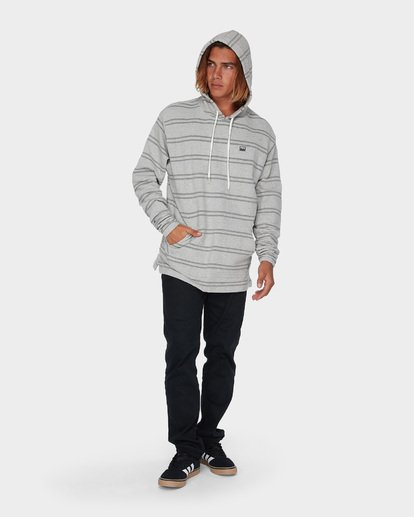 5 FLECKER PULLOVER Grey 9595631 Billabong