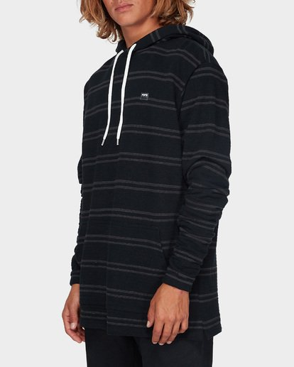 1 FLECKER PULLOVER Black 9595631 Billabong