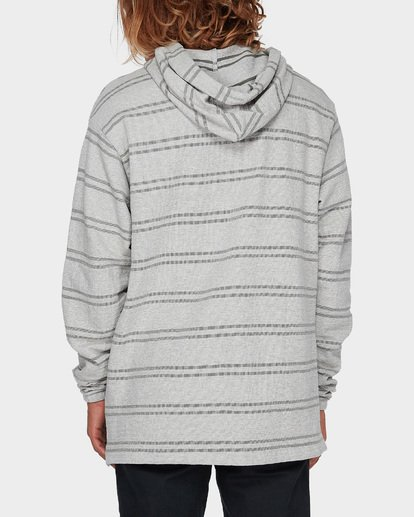 2 FLECKER PULLOVER Grey 9595631 Billabong