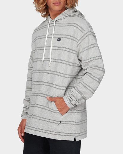1 Flecker Pullover Grey 9595631 Billabong