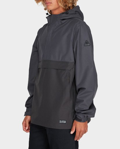 1 BOUNDARY SHELL JACKET Black 9595901 Billabong