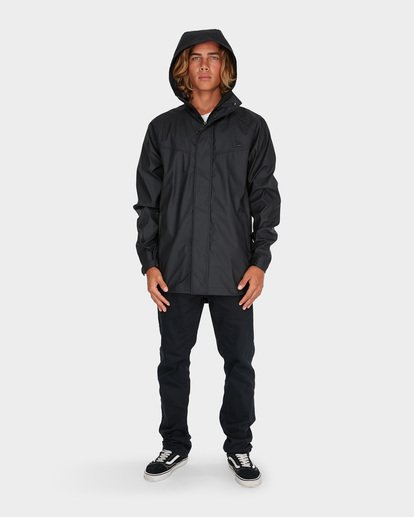 3 SHIELD JACKET Black 9595902 Billabong