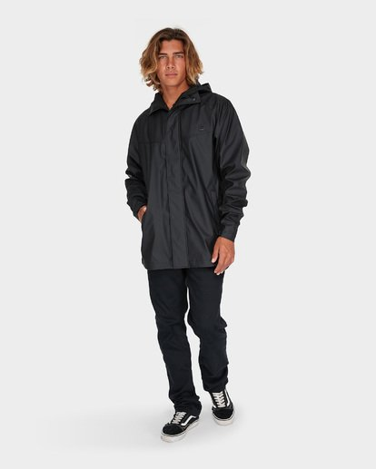 4 SHIELD JACKET Black 9595902 Billabong