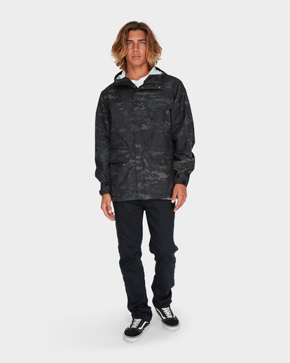 5 BUNKER MULTICAM JACKET Camo 9595908 Billabong