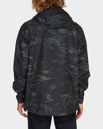 2 BUNKER MULTICAM JACKET Camo 9595908 Billabong