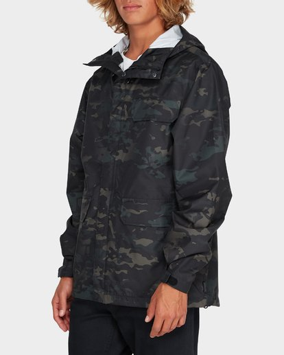 1 BUNKER MULTICAM JACKET Camo 9595908 Billabong