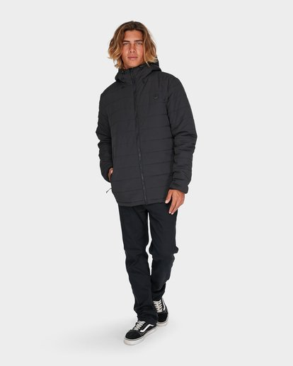 3 TRANSPORT ADIV PULL OVER JACKET  9595917 Billabong