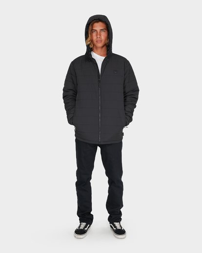 4 TRANSPORT ADIV PULL OVER JACKET  9595917 Billabong
