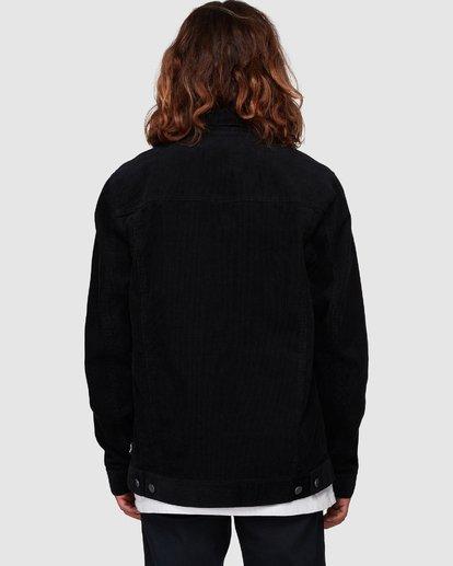 3 The Cord Arch Jacket Black 9595919 Billabong
