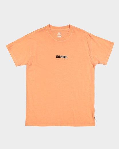 4 BARBARELLA TEE Orange 9596030 Billabong
