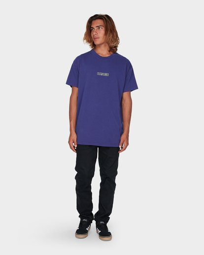 4 Barbarella Tee Purple 9596030 Billabong