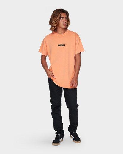 5 BARBARELLA TEE Orange 9596030 Billabong