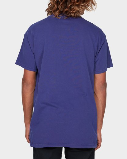 2 Barbarella Tee Purple 9596030 Billabong