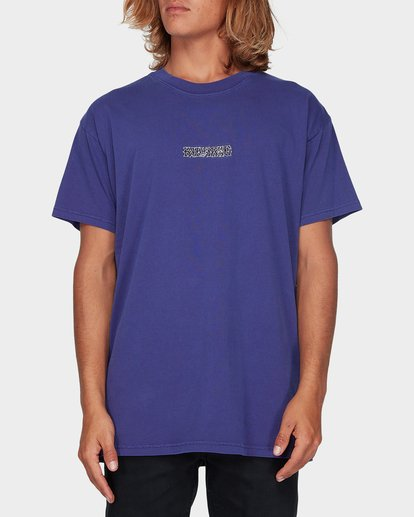 0 Barbarella Tee Purple 9596030 Billabong