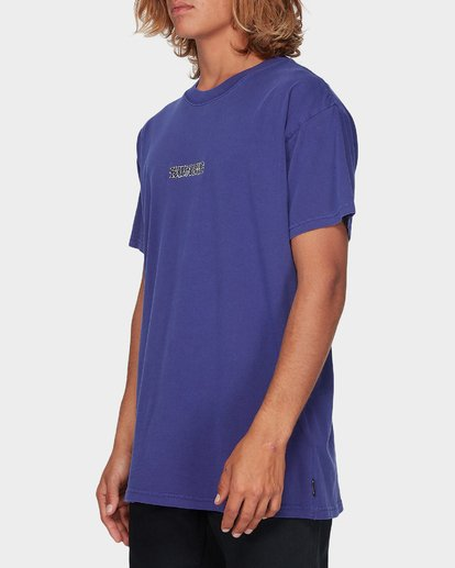 1 Barbarella Tee Purple 9596030 Billabong
