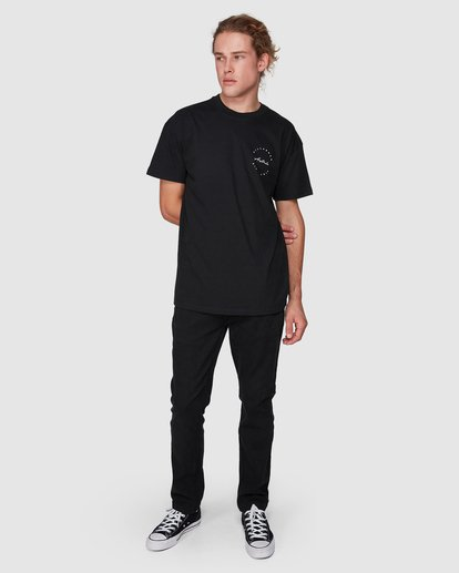 5 Balance Tee Black 9596054M Billabong