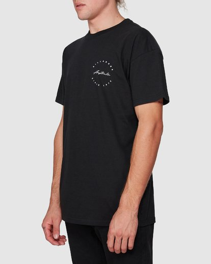 2 Balance Tee Black 9596054M Billabong