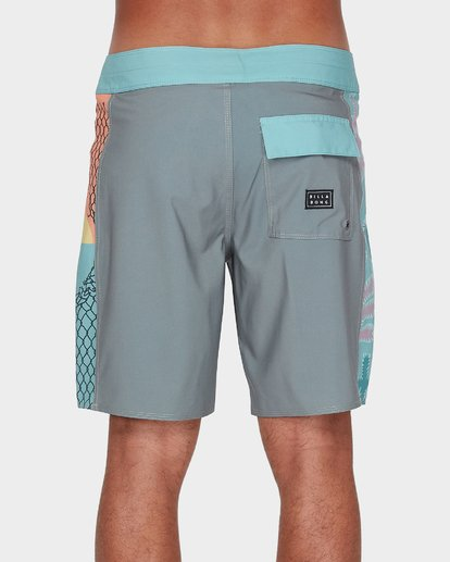 2 SPLIT SCENE PRO BOARDSHORTS Grey 9596411 Billabong