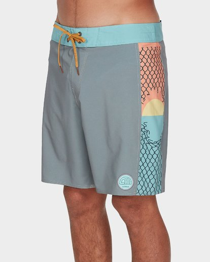 1 SPLIT SCENE PRO BOARDSHORTS Grey 9596411 Billabong