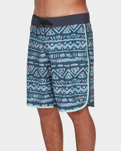 1 73 LINE UP PRO BOARDSHORTS Grey 9596415 Billabong