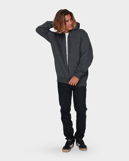 5 THICK WAVE WASH FLEECE Black 9596613 Billabong