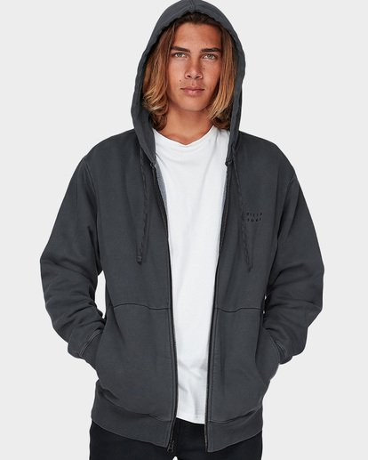 3 THICK WAVE WASH FLEECE Black 9596613 Billabong