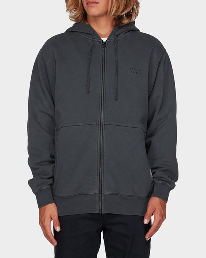 0 THICK WAVE WASH FLEECE Black 9596613 Billabong